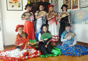 SpainBcn-Programs in Barcelona, FLAMENCO PROGRAMS FOR GROUPS WITH PROFESSIONAL FLAMENCO DANCERS