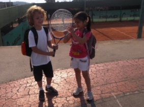 SpainBcn-Programs in Barcelona, Summer Sport Camps for kids in Barcelona, Tennis Camp, Soccer or Football Camp, Basketball Camp.
