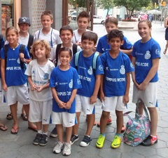 Kids Summer Sport Camps in Barcelona, Football camp Spanish Barcelona