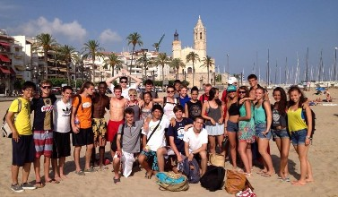 SpainBcn-Programs in Barcelona, Summer Programs for teenagers with selected homestay accommodation in Barcelona